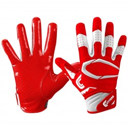 S451-05-red_Gant de football américain Cutters S451 REV Pro 2.0 rouge pour junior