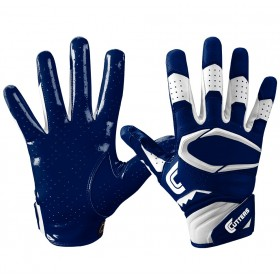 S451-05-navy_Gant de football américain Cutters S451 REV Pro 2.0 navy pour junior