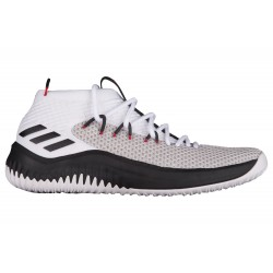 BY3759_Chaussures de Basketball adidas Dame 4 blanc pour homme