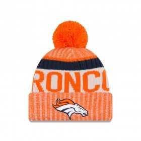 11460400_Bonnet NFL On Field Denver Broncos 2017 New Era Sideline orange