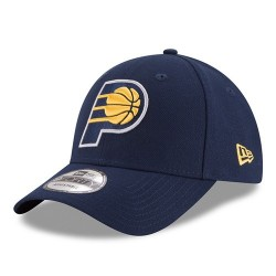 11405607_Casquette NBA Indiana Pacers New Era The League 9Forty Adjustable Navy