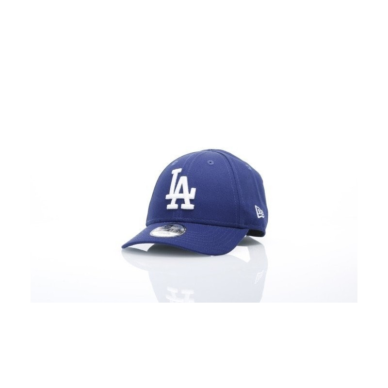 d759bf95ef31 11465516 Casquette MLB Los Angeles Dodgers New Era essential 9forty bleu  pour enfant