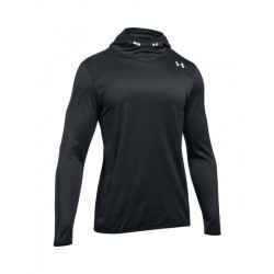 1299168-001_Pull Over Under armour Reactor Hoodie Noir Pour Homme