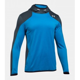 Under armour Reactor Pull Over Hoodie azul para hombre
