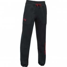 Pantalon de Jogging Under Armour Branded Enfants Noir