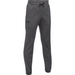 1299350-040_Pantalon de Jogging Under Armour Branded Enfants gris