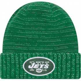 11461028_Bonnet NFL sans pompon New Yotk Jets On Field 2017 New Era Knit Rush Vert