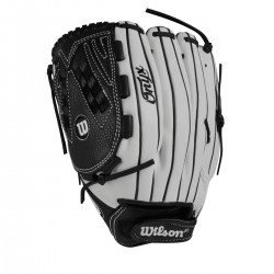 Gant de Softball Wilson Onyx FP125 V Web Coal 12.5""