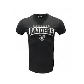 11462995_T-shirt NFL Ultra Fan Tee Oakland Raiders New Era