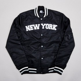 Jacket Nylon Starter ck New-York