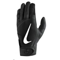 NBG01027_Gant de Batting Nike Huarache Edge Noir