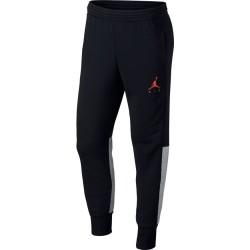 884203-010_Pantalon Jordan Flight Fleece Cement Noir pour homme