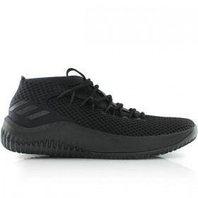 CG4306_Chaussures de Basketball adidas Dame 4 Noir pour enfant