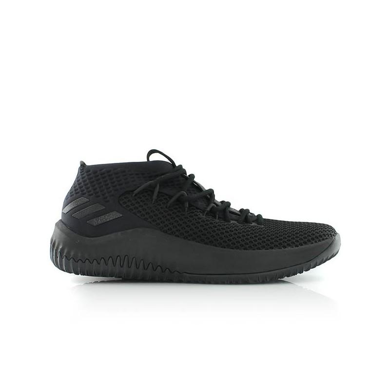 9feab09a5b813 CG4306 Chaussures de Basketball adidas Dame 4 Noir pour enfant