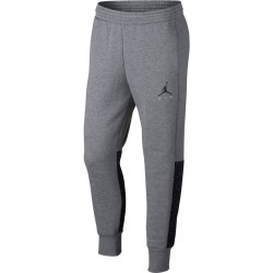 884203-091_Pantalon Jordan Flight Fleece Cement gris pour homme