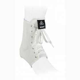Mcdavid Chevillère à lacets ultra légère blanc