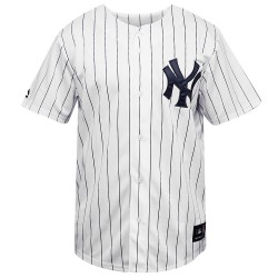 Maillot MLB 2017 New-York Yankees Majestic Blanc