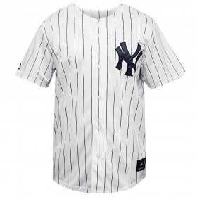 Maillot MLB 2017 New-York Yankees Majestic Blanc