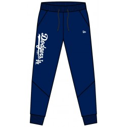 11493611_Pantalon MLB Los Angeles Dodgers New Era Team Apparel Fleece bleu pour homme