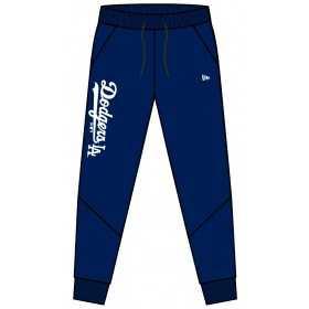 11493611_Pantalon MLB Los Angeles Dodgers New Era Team Apparel Fleece bleu pour homme
