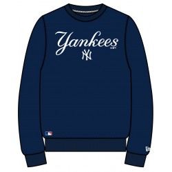 11493615_Sweat MLB New York Yankees New Era Team Apparel bleu Navy pour homme