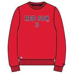 11493618_Sweat MLB Boston Red Sox New Era Team Apparel Rouge pour homme