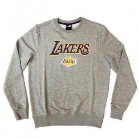 11530739_Sweat NBA Los Angeles Lakers New Era Tip Off Gris pour Homme