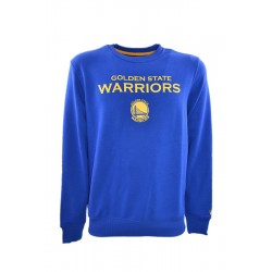 11530740_Sweat NBA Golden State Warriors New Era Tip Off bleu pour Homme