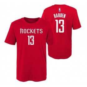 EK2B7TD99B01JH_T-shirt NBA James Harden Houston Rockets Rouge pour enfant