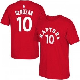 EK2B7TD99B01Dd_T-shirt NBA Demar Derozan Toronto Raptors Rouge pour enfant