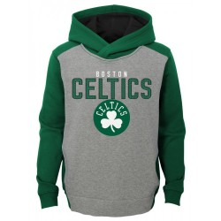 EK2B7BBAPCEL_Sweat à capuche NBA Boston Celtics Gris pour enfant