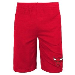 EK2B7BALBUL_Short NBA Chicago Bulls Rouge pour enfant