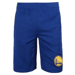 EK2B7BALWAR_Short NBA Golden State Warriors Bleu pour enfant