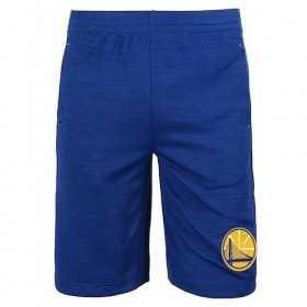 EK2B7BALWAR_Short NBA Golden State Warriors Bleu pour enfant