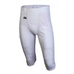 Pantalon de Football Américain Meyer sport blanc