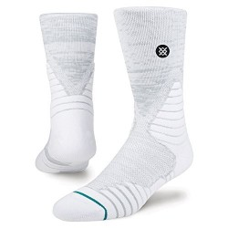 M559D17GAM-WHT_Chaussettes de Basketball NBA Stance Gameday Twist Blanc