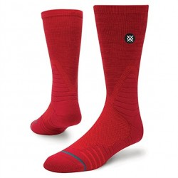 M559D17GAM-RED_Chaussettes de Basketball NBA Stance Gameday Twist Rouge