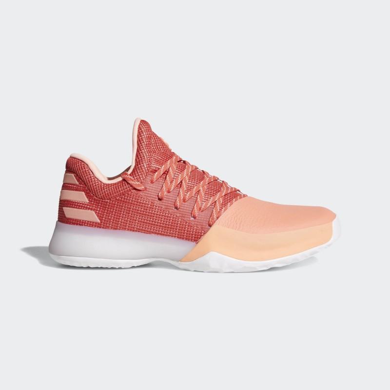 ffa26d954a70 AH2119 Chaussure de Basketball adidas James Harden Vol.1 Coral pour homme