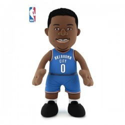 Poupluche NBA Russell Westbrook Oklahoma City Thunder Bleu