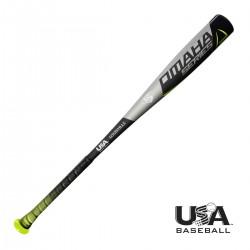 Batte de Baseball Louisville Slugger USA Omaha SRS pour enfant Noir / Vert