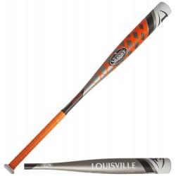 Batte de Baseball Louisville Slugger INT SL Amor Orange / Gris