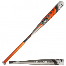 Batte de Baseball Louisville Slugger INT SL Amor Orange / Gris