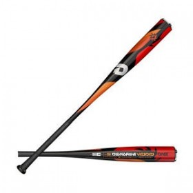 Batte de Baseball Louisville Slugger Voodoo ONE Balanced Pour Adultes Noir / Marron