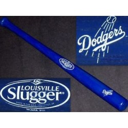 Mini Batte de Baseball MLB Louisville Slugger Los Angeles Dodgers