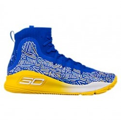 1295995-403_Chaussure de Basketball Under Armour Curry 4 More Fun Bleu Pour Enfants