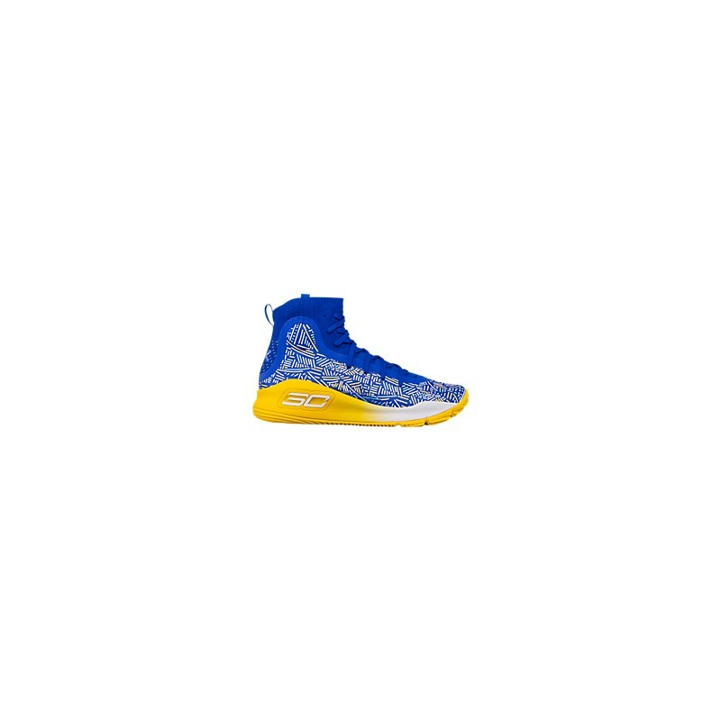 d1278214e48 ... clearance 1295995 403chaussure de basketball under armour curry 4 more  fun bleu pour enfants 566ee 96f32