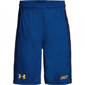 1309322-400_Short under armour SC30 Doppler Bleu pour homme