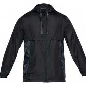 1306482-001_Coupe vent zippé Under armour Sportstyle Windbreaker Noir Pour Homme
