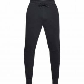 1310577-001_Pantalon Under Armour Threadborne Terry Jogger Noir pour Homme