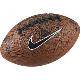 NF10622405_Mini ballon de Football Américain Nike 500 marron